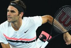 Roger Federer Melaju ke Babak Kedua Australian Open 2019
