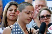 Korban Selamat Penembakan Florida Protes ke Trump soal Aturan Senjata