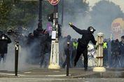 Peringatan Hari Buruh di Paris Ricuh, Polisi Tangkap 200 Demonstran