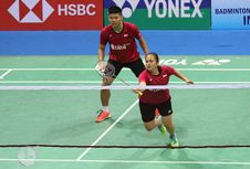Indonesia Loloskan Tiga Wakil di Final India Open