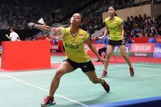 Della/Rizki Bawa Indonesia Kalahkan China 3-1