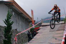 Mengenal Urban Downhill di Kaki Merapi