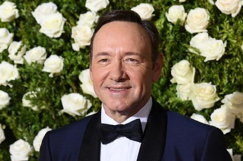 Kevin Spacey Didepak dari Film All the Money in the World