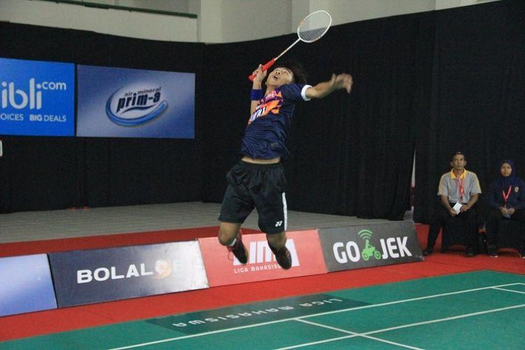 Pada final yang dihelat di GOR di Grha Institut Pertanian (Instiper), Jogjakarta itu putra UNY memastikan gelar juara dengan menekuk tim Universitas Ahmad Dahlan dengan skor telak 3-0.