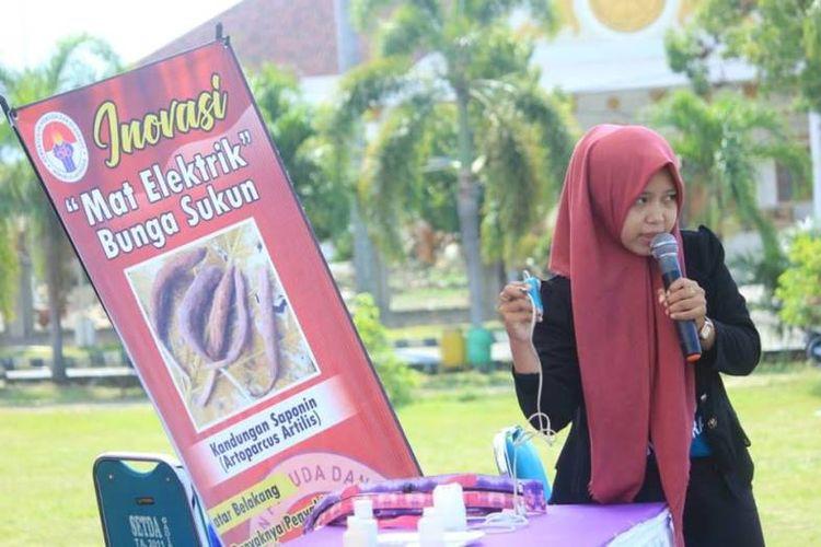 Kompetisi mencari pemuda yang paling inspiratif ini dimenangkan oleh Imam Hidayat di kategori putra. sementara di kategori putri dimenangkan olah Nurul Aeni.