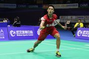 Hasil Piala Thomas, Jonatan Christie Kalah, Indonesia 1-2 China