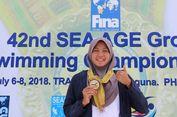 Calon Atlet Renang YOG Raih Medali Emas di Filipina