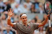 Federer Merasa Muda Lagi Usai Raih Gelar Ke-10 Noventi Open