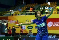 Tim Putri Indonesia Ungguli Singapura 3-0
