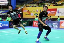Indonesia Hadapi Korea di Semifinal