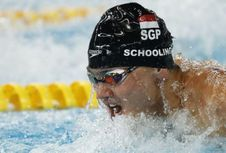 Singapura Siapkan Tim Estafet untuk Lolos ke Olimpiade Tokyo