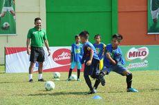 Menimba Ilmu Sepakbola di Medan