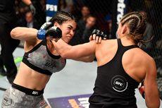 Atlet UFC Batal Bertarung Karena Pukulan Suami
