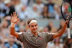 Roger Federer Dinilai Lebih Populer daripada Messi, Ronaldo, dan LeBron James