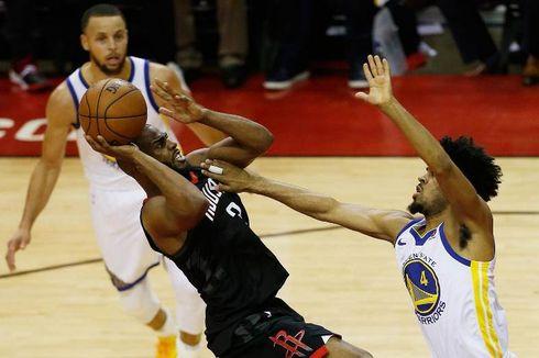Rockets Menang Namun Kehilangan Chris Paul