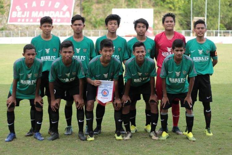 FC Bara (Bandung Ragunan}