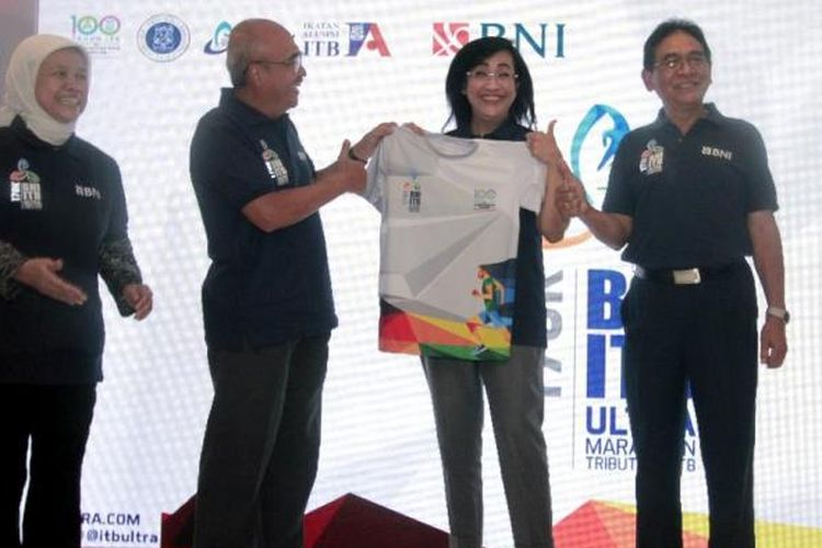 Sukses Tahun Lalu, Lomba Ultra Marathon BNI dan ITB Naikkan Jumlah Hadiah