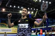 Indonesia Sementara Ungguli China 2-0