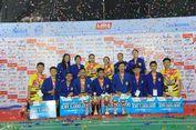 Unikom Dominasi LIMA Badminton WJC 2018