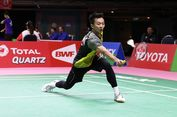 Ihsan Lolos ke Final Indonesia Masters