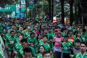 Ribuan Peserta Jakarta International 10K Hijaukan Sebagian Wilayah Jakarta