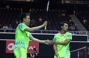 Hasil Malaysia Masters 2019, Ahsan/Hendra Kalahkan Wakil Korea Selatan