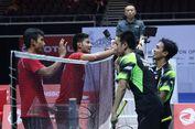 Ahsan/Hendra Ditantang Ganda China di Final Singapore Open