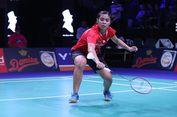 Kejuaraan Asia, Gregoria ke Babak Kedua untuk Bertemu Unggulan Utama