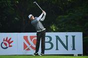 Catlin Memimpin BNI Indonesian Masters