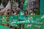 Pelari Kenya Juara MILOJI10K Open International Putra