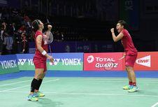 Indonesia Berpeluang Raih Juara di Empat Nomor