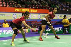 Thailand Masters, Yulfira/Nitya Gagal Melangkah ke Perempat Final