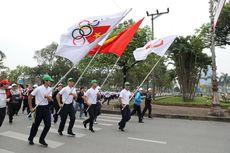 18th Asian Games Fun Run  Vietnam Dinilai Positif
