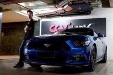 Kevin Sanjaya Memilih Mustang Sebagai Mobil Pribadi