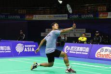 Hasil Lengkap Wakil Indonesia pada Babak Pertama Kejuaraan Asia 2018