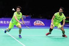 Tontowi/Liliyana Hadapi Wang/Huang di Final