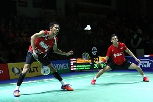 Piala Thomas, Indonesia ke Semifinal dan Bertemu China