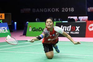 Piala Uber 2018, Gregoria Mariska Menang, Indonesia 1-2 China