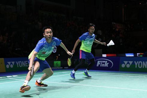 Hendra/Ahsan Juara di Ajang Malaysia Challenge