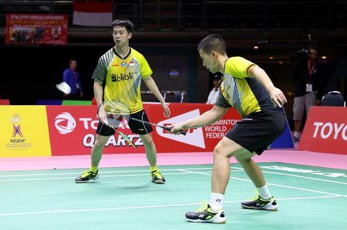 Indonesia Open 2018, Marcus/Kevin dan Hendra/Ahsan Bertemu di Awal