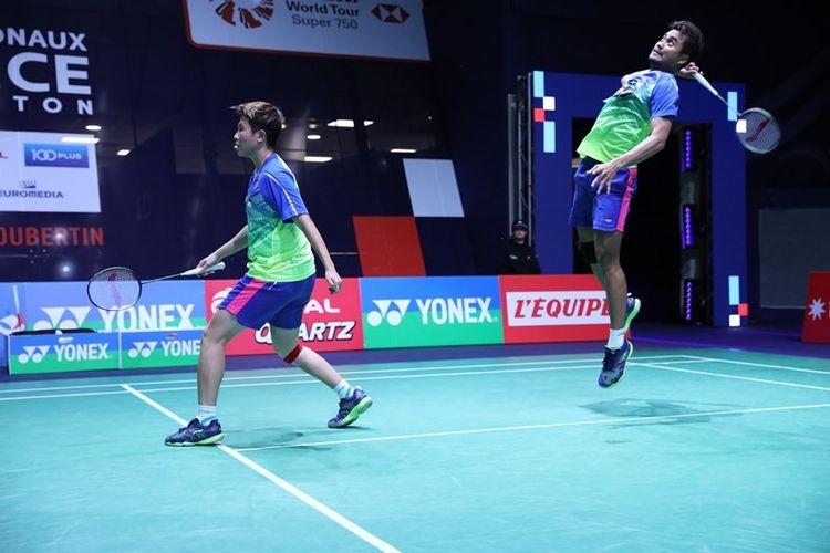 Wakil Indonesia di Malaysia Masters 2019, Duet Baru Tontowi/Debby