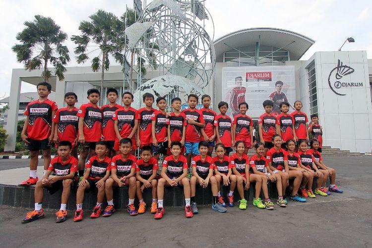 Program Director Bakti Olahraga Djarum Foundation, Yoppy Rosimin, menuturkan rangkaian Audisi Umum yang diadakan setiap tahun ini merupakan upaya regenerasi atlet bulutangkis Indonesia.