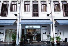 Tiga Ruko Kampong Glam Singapura Dijual Rp 316 Miliar