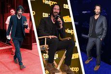 Keanu Reeves Tak Segan Pakai Baju yang Sama 25 Tahun