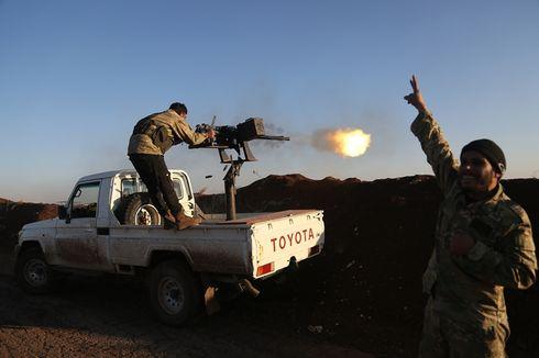 Turki Serang Wilayah Kurdi Suriah, AS dan Perancis Bereaksi