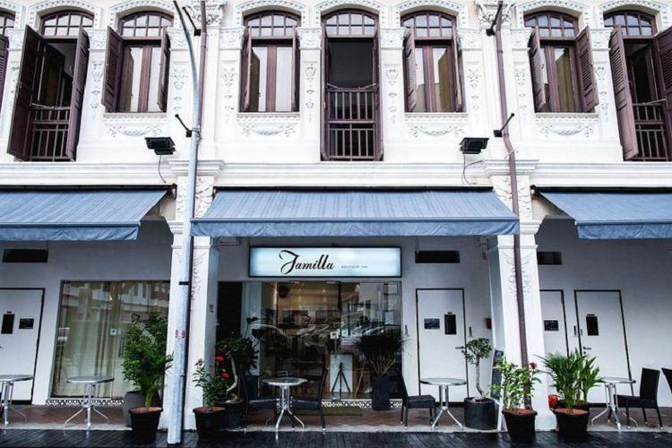 Dijual Seharga Rp 316 Miliar, 3 Ruko Ini Termasuk dalam Bangunan yang Dilindungi!