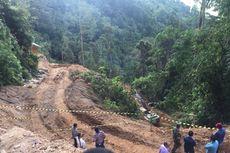 Evakuasi Korban, Alat Berat Dikerahkan Buka Akses ke Lubang Tambang yang Longsor di Sulut
