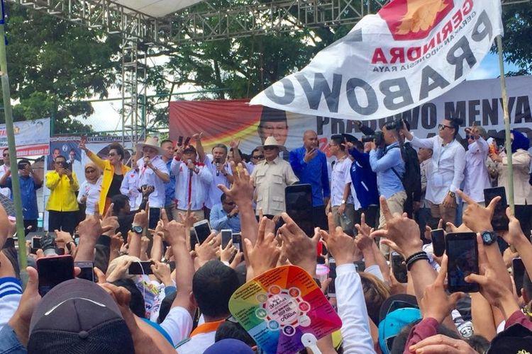 Prabowo: Kirimlah Putra Minahasa ke Istana di Jakarta...