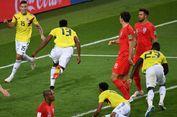 Skor 1-1 Bertahan, Pemenang Kolombia Vs Inggris Ditentukan Adu Penalti