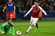 Napoli Vs Arsenal, Aaron Ramsey Alami Cedera Otot
